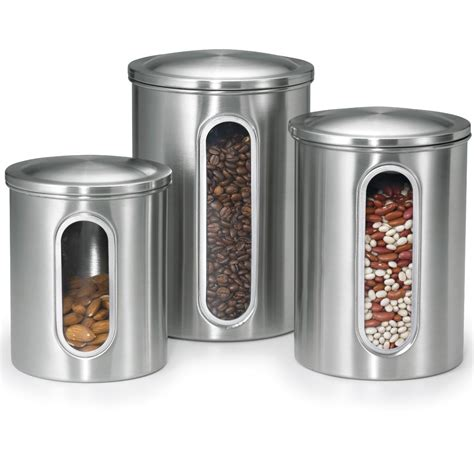 kitchen canister set get organized with kitchen canister sets lifeinkitchen com