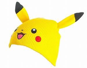 pokemon pikachu beanie with ears