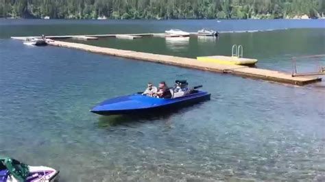 Mini Jet Boat Images by Jet Boat Startup And Takeoff