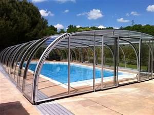 Abri Piscine Haut : abri piscine abrinoval sp cialiste abri de piscine ~ Zukunftsfamilie.com Idées de Décoration