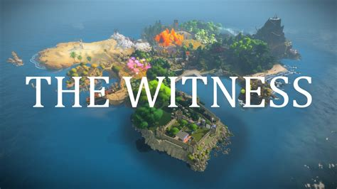 the witness pc game download lazy video games