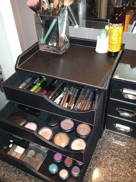 Best Diy Makeup Storage Ideas  15 Makeup Organizer Ideas