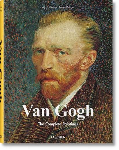 Gogh Van Paintings Taschen Complete Books Catalogue