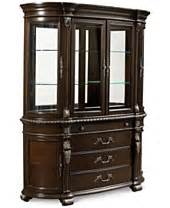 Macys Metropolitan China Cabinet by Curio Cabinets And China Cabinets Macy S