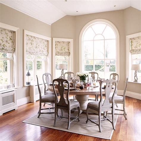Dining Area  Step Inside This Elegant Country Home In