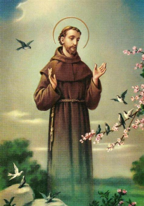 informacion del  de octubre san francisco de asis