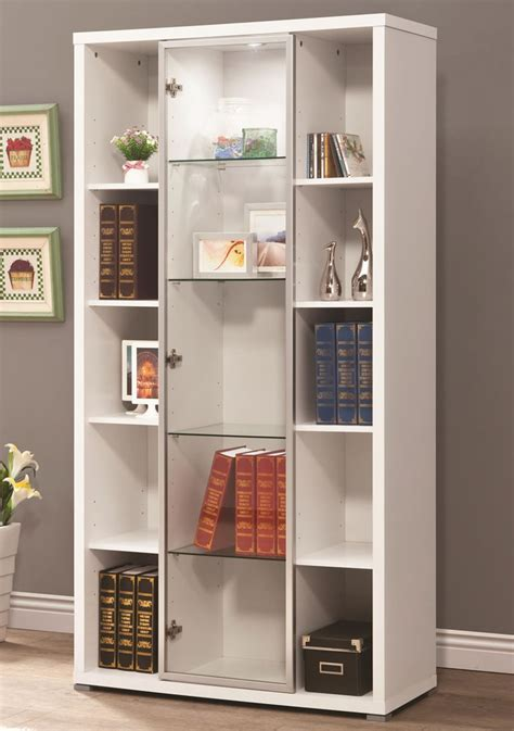 Bookshelf: inspiring ikea bookcase with doors Book Shelves