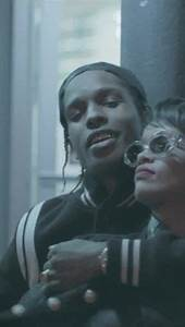 Asap Rocky And Rihanna Fashion Killa | www.pixshark.com ...