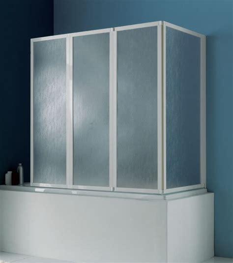 box per vasca da bagno box per vasca con 4 ante pieghevoli in crilex 70 205