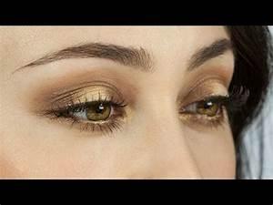 Braune Augen Schminken Schminktipps FLACONI