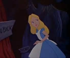 Disney Alice in Wonderland 1951