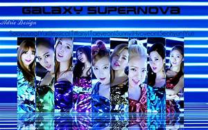 SNSD Galaxy Supernova Album (page 3) - Pics about space