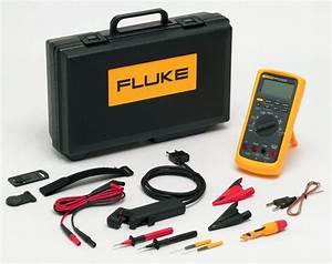 Fluke 88v  A 88v Automotive Multimeter Combo Kit
