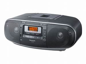 Cd Kassetten Radio : panasonic rx d55 thomas electronic online shop cd ~ Kayakingforconservation.com Haus und Dekorationen