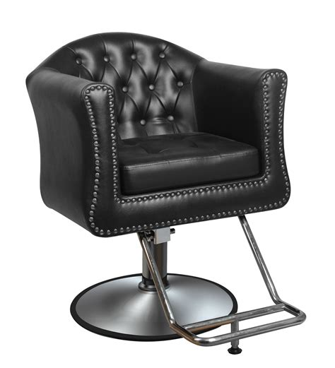 Salon Chairs Used by Savvy Westyn Styling Chair