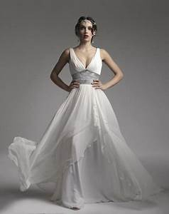 grecian style wedding dresses With goddess style wedding dress