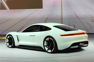 get a home plan production spec porsche mission e will be similar to the