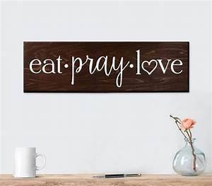 best 25 wall sayings decor ideas on pinterest family With best brand of paint for kitchen cabinets with family quote wall art