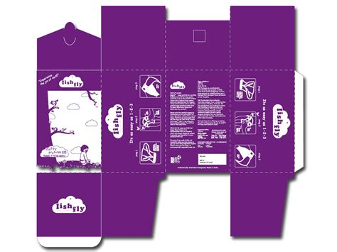 Package Design Templates Illustrator by 6 Best Images Of Package Design Templates Boxes Diy