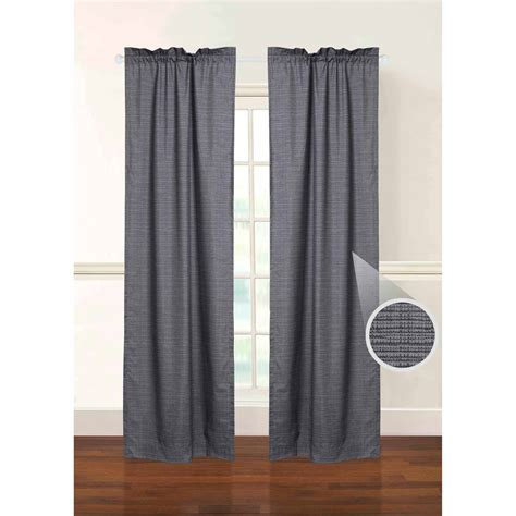 energy efficient thermal curtains walmart com