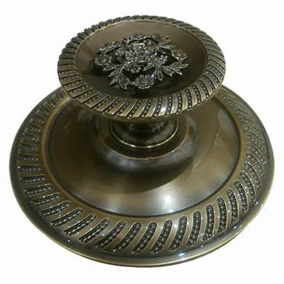Door Knob Antique Bronze Finish Benzoville Knobs