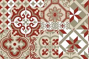 Carreaux De Ciment Rouge : cr dence adh sive carreaux de ciment l on brique ~ Melissatoandfro.com Idées de Décoration