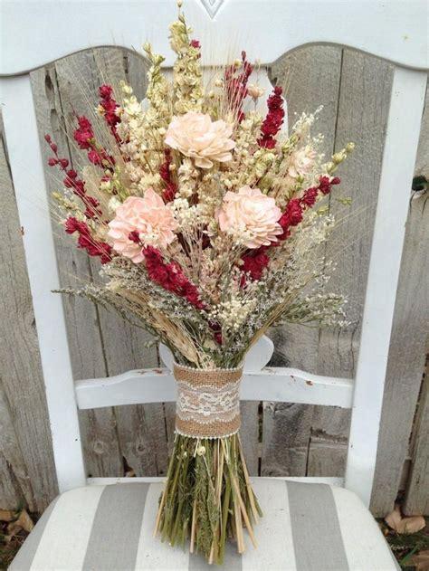 dried flower bouquet ideas  pinterest