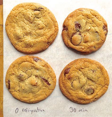 chilling cookie dough flourish king arthur flour