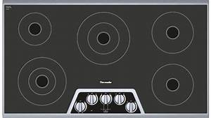 36 Inch Masterpiece U00ae Series Electric Cooktop Cem365ns