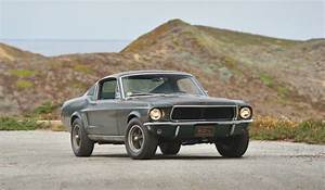 Will Steve McQueen's Bullitt Be the Most Expensive Mustang Ever Sold at Auction ...
