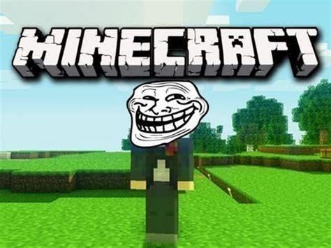 Minecraft Mob Disguise  Trolling As Herobrine Part 1
