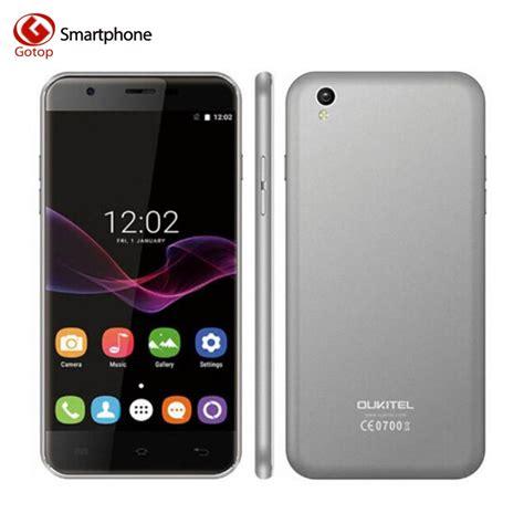 smartphone android 6 original oukitel u7 max 5 5 inch smartphone android 6 0 mt6580a cell phone 1gb ram 8gb