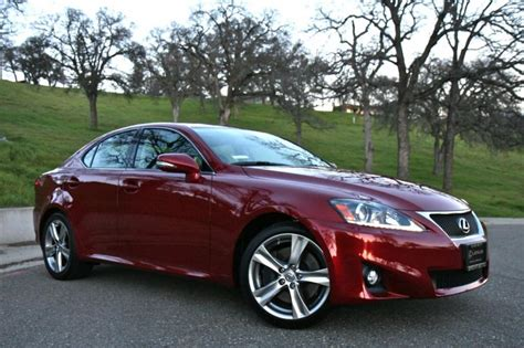 red lexus is 250 2006 just got my new 2011 matador red mica is350 clublexus