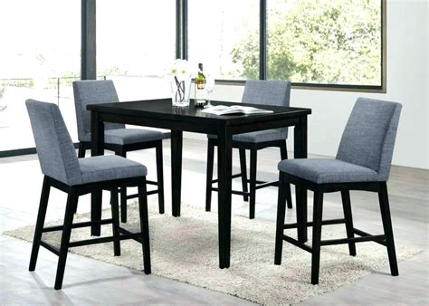 Countertop Dining Set Counter Height Dining Room Furniture