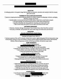 Dissecting The Good  And Bad  Resume In A Creative Field