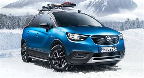 Spec Your Crossland X With Original Accessories From Opel