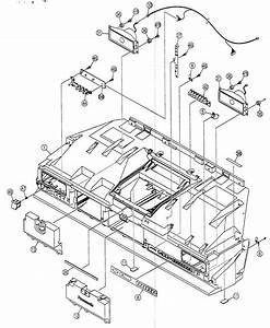 Maine Body Diagram  U0026 Parts List For Model Pt52lcx66