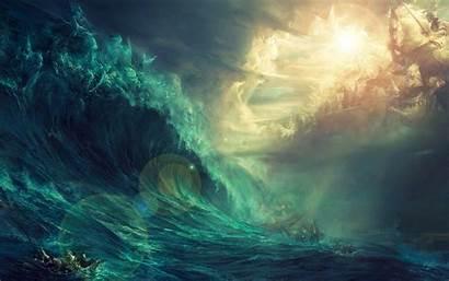 Epic Wallpapers Vs Gods Land Sea