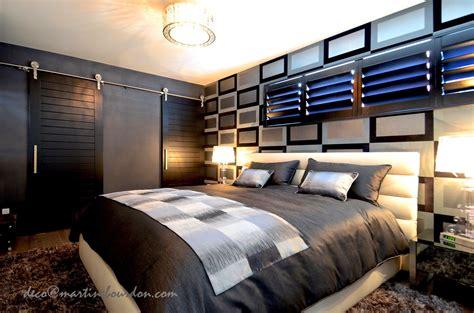 un condo une chambre à coucher et du style martine