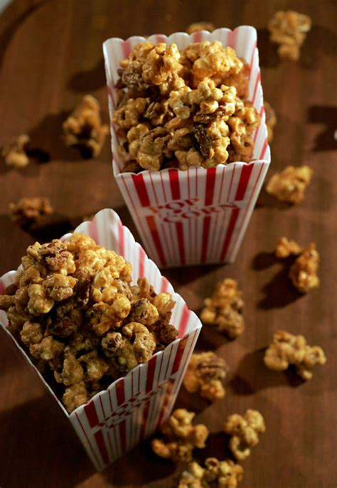 recipe caramel corn california cookbook