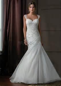 robe de mariã e dentelle sirene robe de mariée sirene dentelle traine de organza avec manche robe de mariée