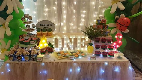 affordable dessert table  parties party fiestar