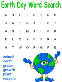 earth day worksheets  activity sheets