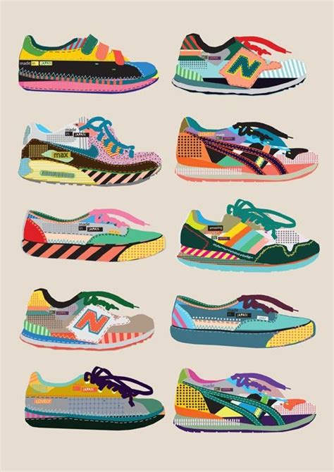 favourite sneakers rude art sole