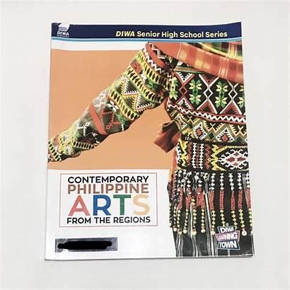 Contemporary Philippine Arts Regions Grade Textbooks Shs