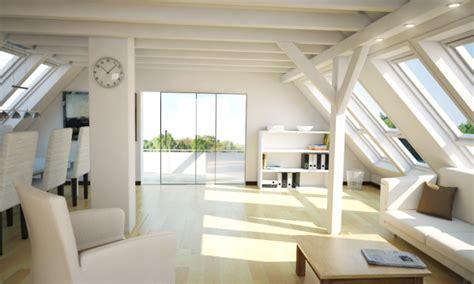 Dachwohnung Ausbauen Ideen by Vom Dachboden Zum Wohnraum Nachher Dachboden 3 Vorher