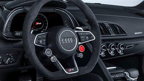 audi r8 interior 2017 audi r8 v10 performance parts interior wallpaper hd