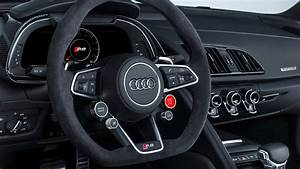 2017 Audi R8 V10 Performance Parts Interior Wallpaper HD