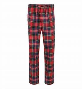 pantalon de pyjama en flanelle a carreaux polo ralph With pantalon carreaux homme