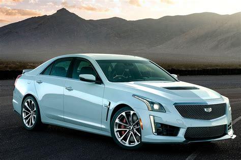 Cadillac Celebrates Its 115th Anniversary With Cts-v